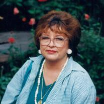 Margaret Joann Crawford Allen