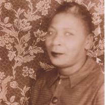 Maggie Lee Knowles Jordan
