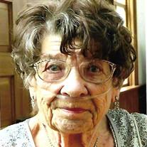 Annabelle Eileen Steward