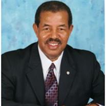 Reverend  Dr. Morris L. Shearin Sr.