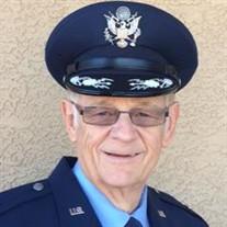 Rev. Dr. Michael Matthew Maleski, Lt. Col. USAF, Ret.