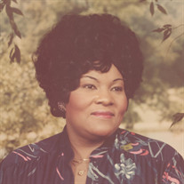 Mrs. Jessie Hampton