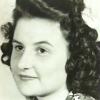Martha Eva Hilyard