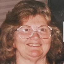 Doris Jeanette Strange Wilson