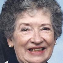 Mrs Betty Mae Hursey