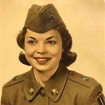Patricia Delores  Randall Hunt