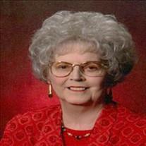 Jacqueline A. Parkinson
