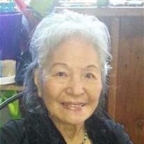 Bernice Chiyo Baquering