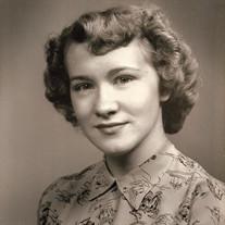 Mary Frances Shifflett
