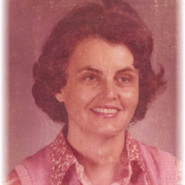 (Olivia) June Flowers  Gabbard