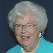 Sarah C.  Rudisill Martin