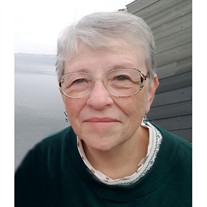 Dorothy May Woodward