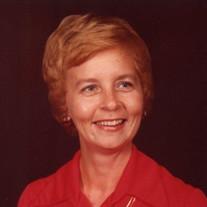 Mary Wilson Roffey