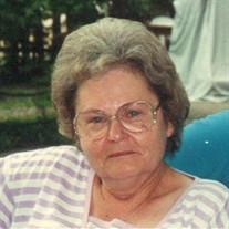 Jane Reavis Masten