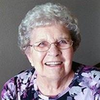 Thelma Geraldine 'Thel' Johnson Magee