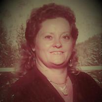 Mary Elizabeth Alfrey