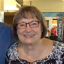 "Judith ""Judy"" Ann Lane"
