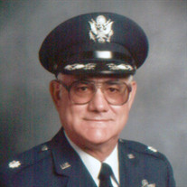 Lt. Col. David Franklin Woolwine, USAF Ret.