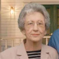 Margaret  June Hawkins