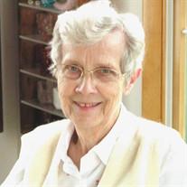 Mrs. Albertine A. Caron