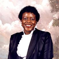 Mrs. Patricia Sawyer Brown