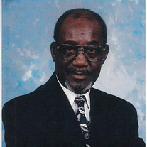Rev. Johnny Charles Miggins