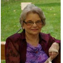 Mrs. Constance McCulloch