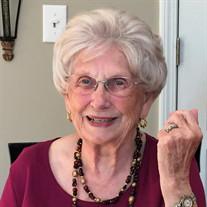 Mrs. Doris Richardson Wolfe