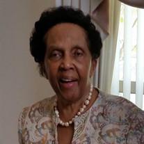 Vilma Hyacinth Benjamin