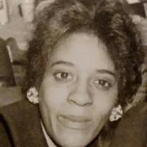Mrs. Luebirdia (Hare) Thompson