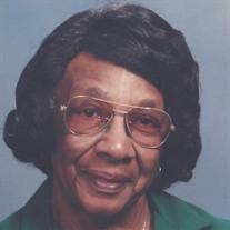Mamie Hamilton