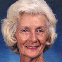 Martha Stell Foster