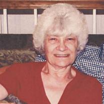 Mary Ruth Moody
