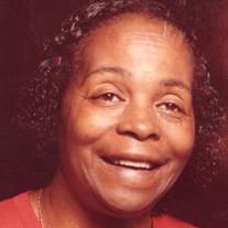 Mrs. Willie Mae Lewis