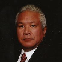Mr. Vinson Katsutaro Holck