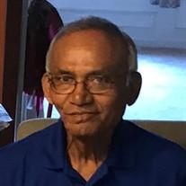 """Vinodbhai Vithalbhai """"Gopalbhai"""" Patel"""