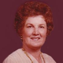 Mary Elizabeth Belcher-Jackson