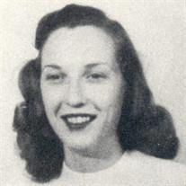 Mrs. Audrey  Stayton Woolston