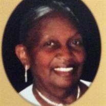 Mrs. Vera Mae Dubois