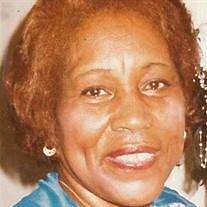 Clara Mariah  (Poteat) Ferguson