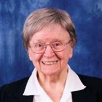 Sister Andrea Lacoste