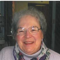 Mary Stockton