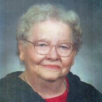 Agnes Louise Miller