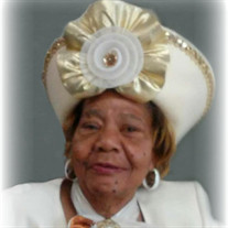 Gladys (Lamar) Lanier