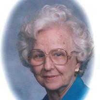 Louise Vincent Hallman