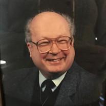 Rev. Glenn F. Mensing