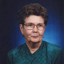 Mrs. Jeannette Thurmond Long