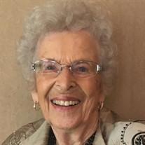 A. Geraldine Gadberry