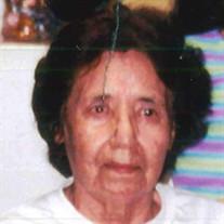 Maria Del Refugio Martinez
