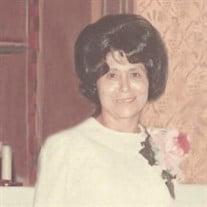 Mrs.  Refugia Julia Gonzales